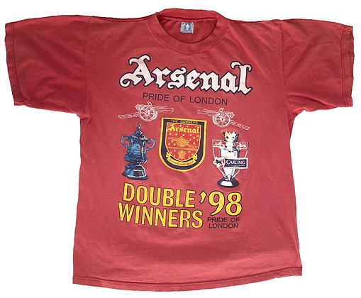 DOUBLE WINNERS '98 (BOOTLEG)