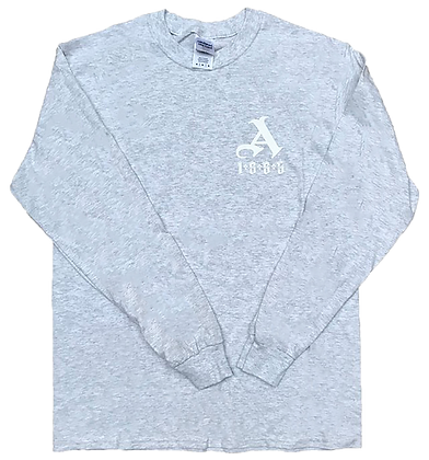 CLASSIC LONG SLEEVE (ASH GREY)