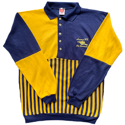 91' OFFICIAL ARSENAL POLO SWEAT