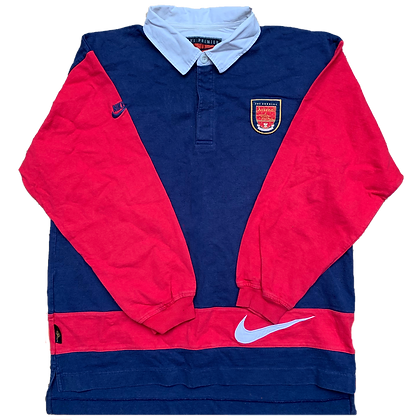 97/98 Official Nike Polo