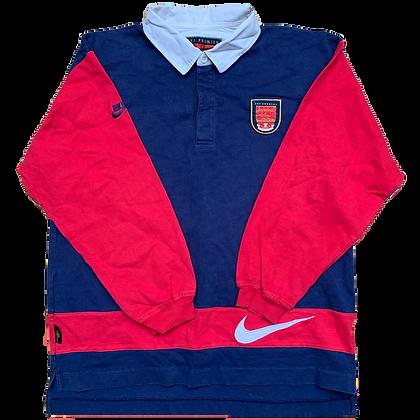 97/98 Official Nike Polo