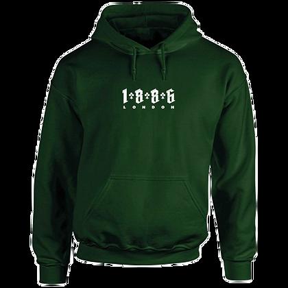 Logo Hoodie (Green)