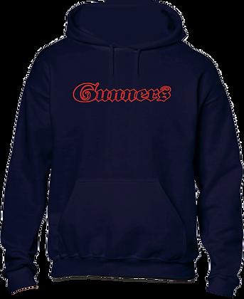 GUNNERS Hoodie (Navy)