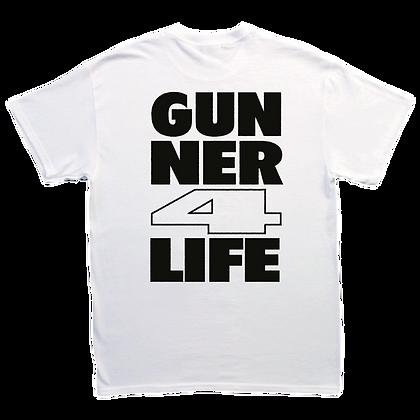 GUNNER4LIFE (White)