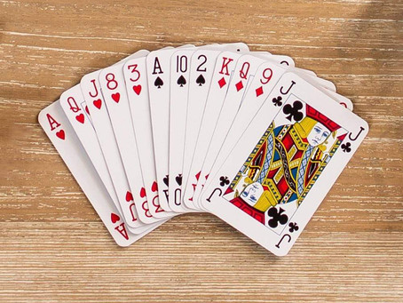 Kortspel