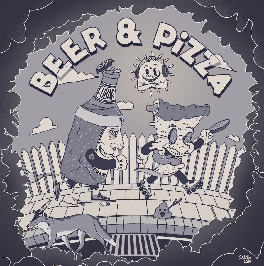 BEER & PIZZA 1