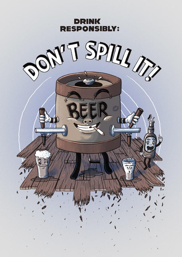 drink responsibly