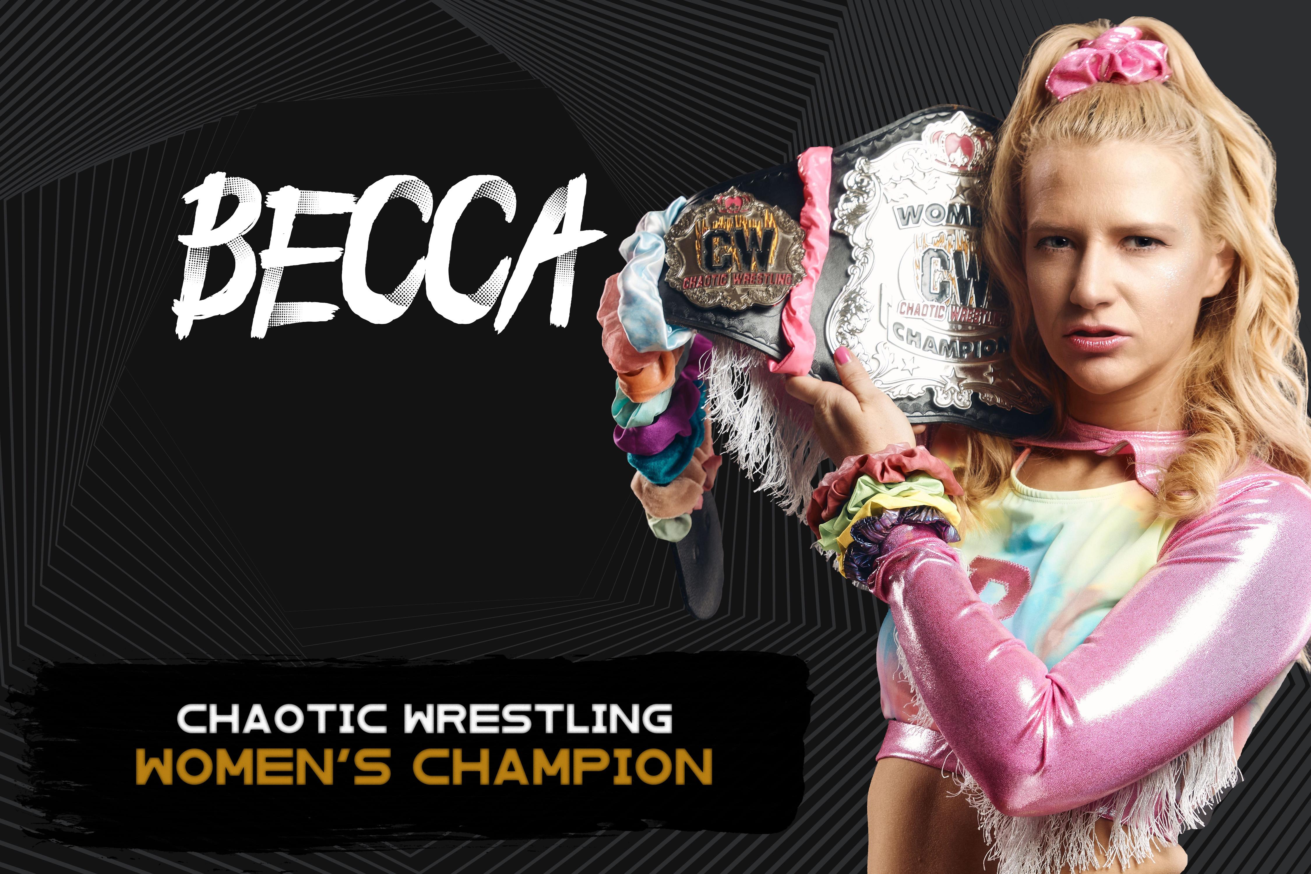 becca - champ