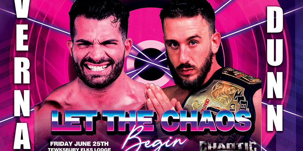 Chaotic Wrestling LIVE