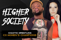 HIGHER SOCIETY CO WOMENS CHAMP