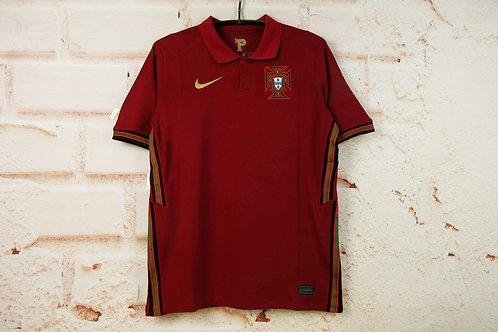 Camisa Seleção Portugal Home 20/21