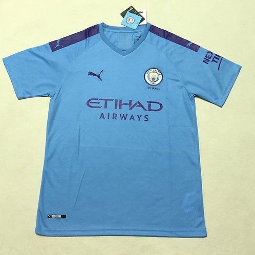 Camisa Manchester City Home 19/20