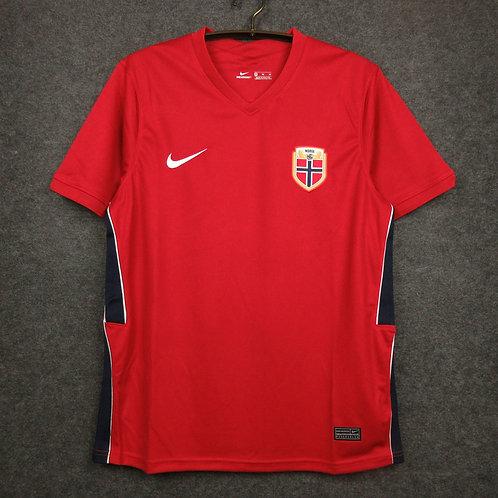 Camisa Seleção Noruega Home 20/21