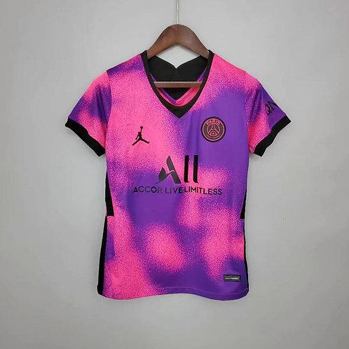 Camisa PSG Four Feminino 20/21