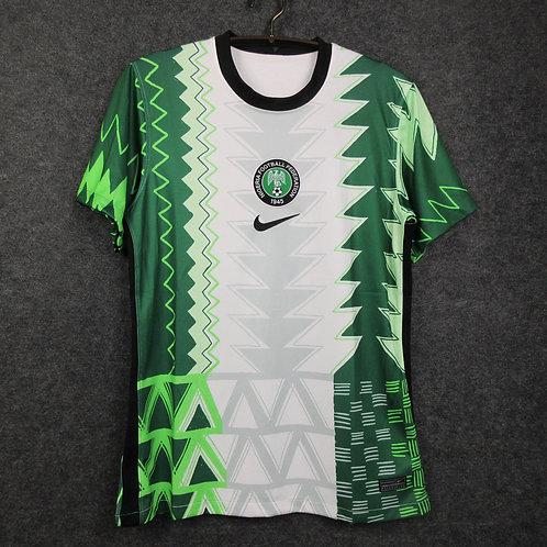 Camisa Seleção Nigéria Home 2020