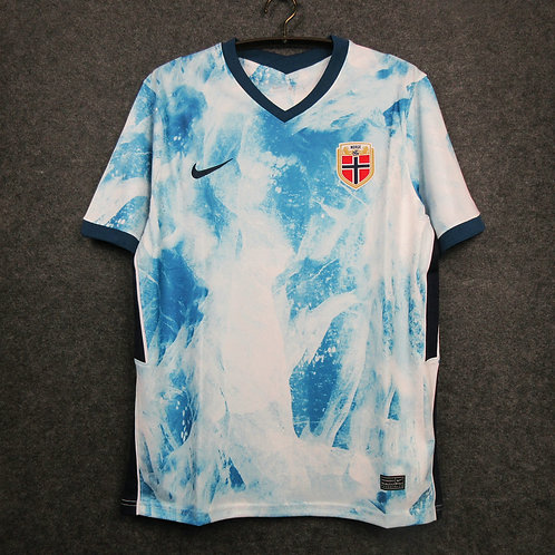 Camisa Seleção Noruega Away 20/21