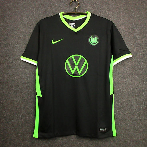 Camisa Borussia Wolfsburg Away 20/21