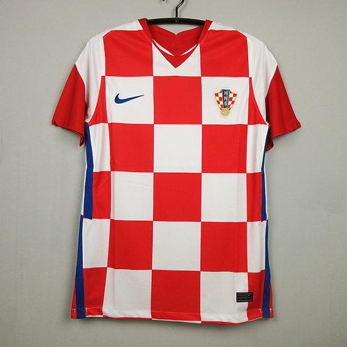 Camisa Seleção Croácia Home 20/21