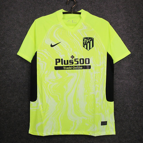 Camisa Atlético de Madrid Third 20/21