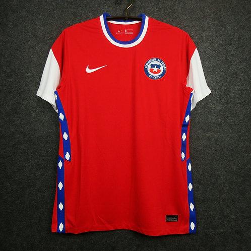 Camisa Seleção Chile Home 20/21