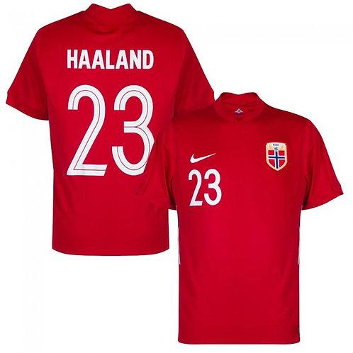 Camisa Seleção Noruega Haaland - 23 Home 20/21