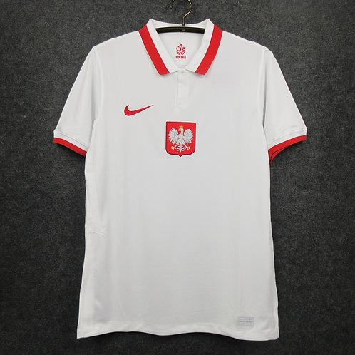 Camisa Seleção Polônia Home 20/21