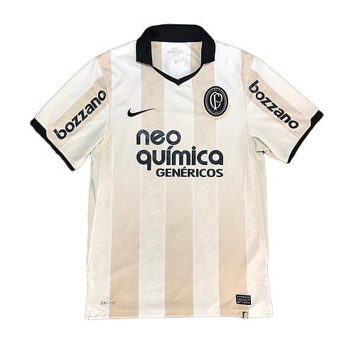 Camisa Corinthians Centenário Retro Ronaldo 9