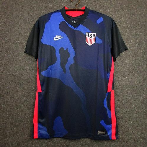 Camisa Seleção Estados Unidos Away 20/21