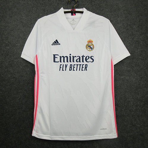 Camisa Real Madrid Home 20/21