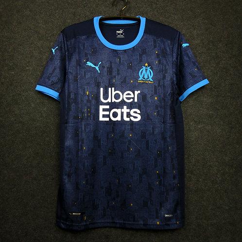 Camisa Olympique de Marseille Away 20/21