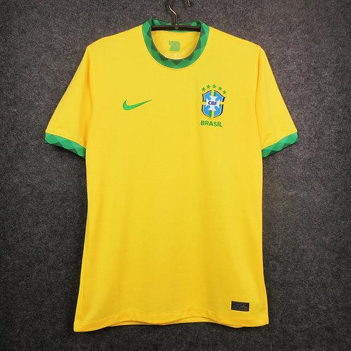 Camisa Seleção Brasil Home 20/21