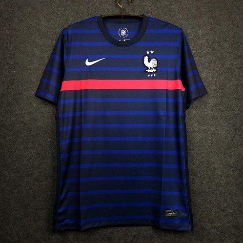 Camisa Seleção França Home 20/21