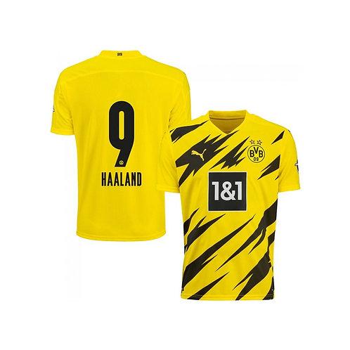 Camisa Borussia Dortmund Haaland 9 Home 20/21
