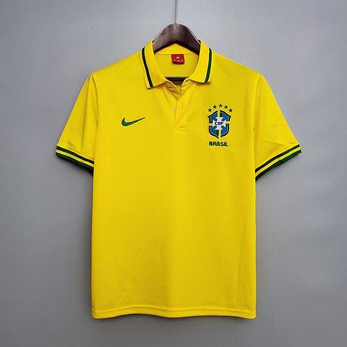 Camisa Polo Seleção Brasil 20/21