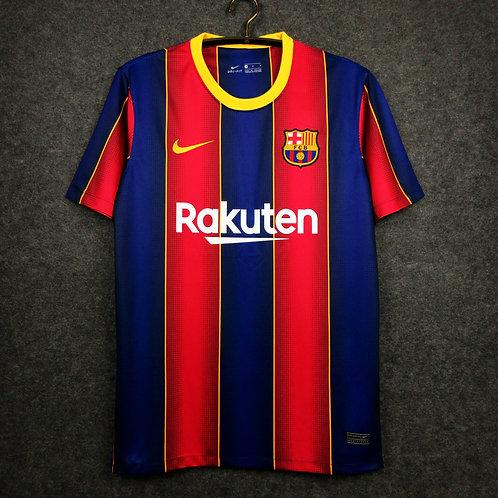 Camisa Barcelona Home 20/21
