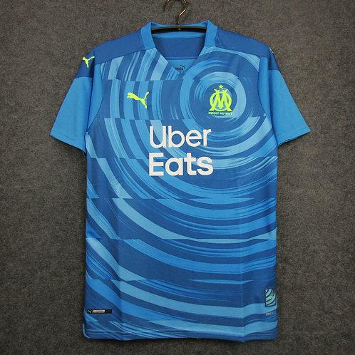 Camisa Olympique de Marseille Third 20/21
