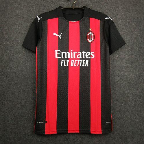 Camisa Milan Home 20/21