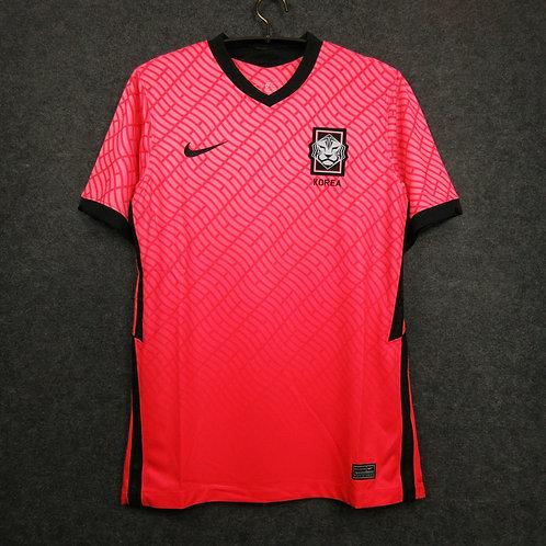 Camisa Seleção Coreia do Sul Home 20/21