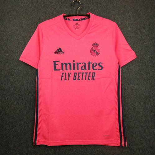 Camisa Real Madrid Away 20/21