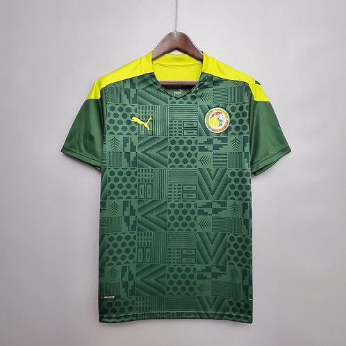 Camisa Seleção Senegal Away 2020/21