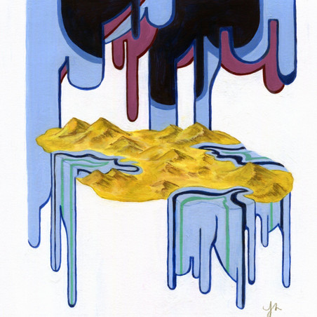 Dripping Mountains