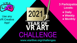 Year of VR Art Challenge - 2021