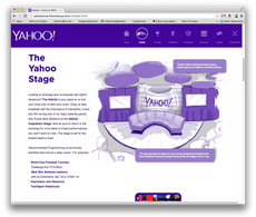 Yahoo Stage Project