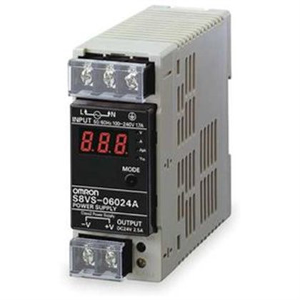 24 VDC POWER SUPPLY