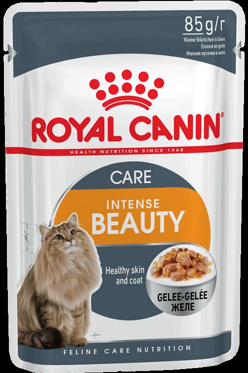 Влажный корм Royal Canin Intense Beauty (в желе) для длинношерстных кошек