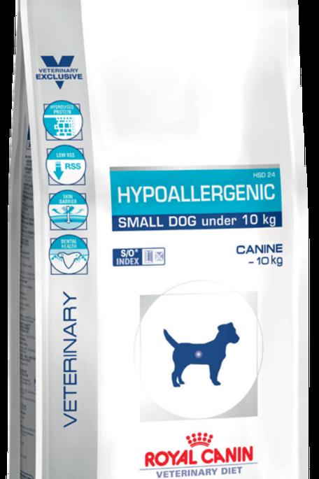 Сухой корм 1 кг RC Hypoallergenic HSD 24 Small Dog для собак менее 10кг