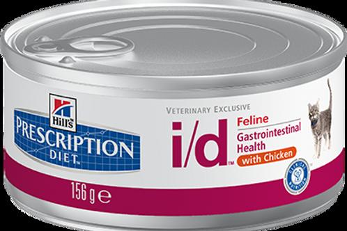 Корм консервированный Hill's Prescription Diet Feline i/d Digestive Care