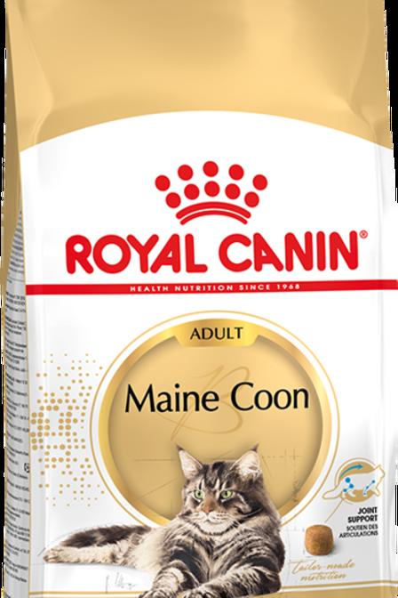 Сухой корм Royal Canin для кошек породы мейн-кун старше 15 месяцев