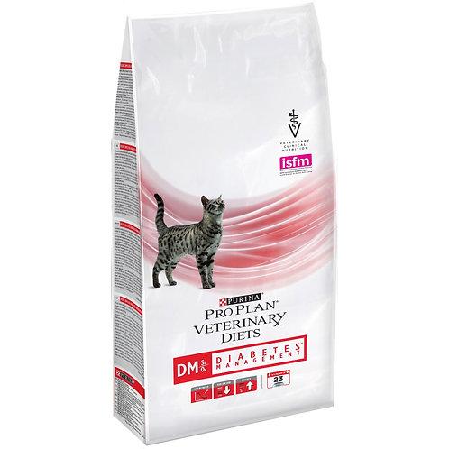 Сухой корм Pro Plan Veterinary diets DM корм для кошек при диабете, Пакет