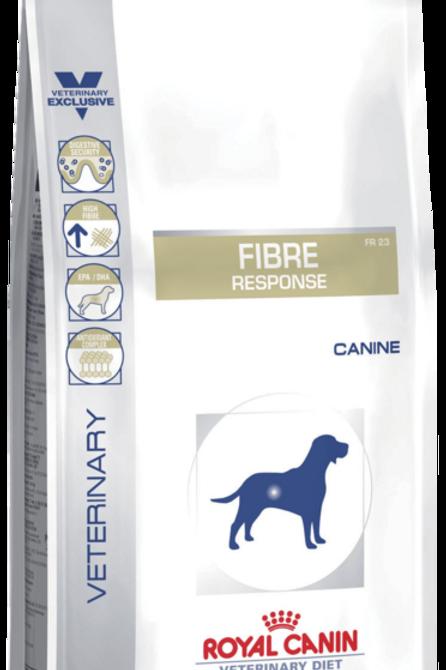 Сухой корм 2 кг Royal Canin Fibre Response FR23 для собак